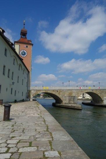 Regensburg - Roman Bridge